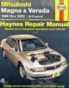 mitsubishi magna verada   haynes service repair