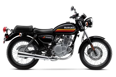 2019 Suzuki Tu250x by 2019 Suzuki Tu250x Guide Total Motorcycle