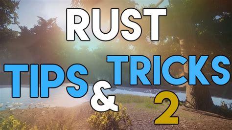 rust tips tricks