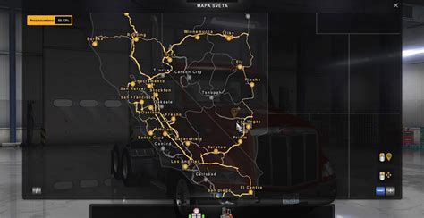 Ats Garage Locations by Save V 1 1 Mod Ats Mod American Truck Simulator Mod