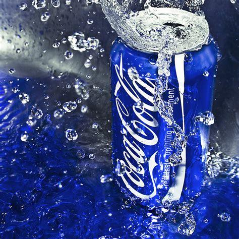 coca cola blue coca cola in the blue by saphophotographics on deviantart