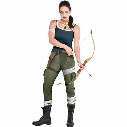 Lara Croft Tomb Raider Costume Pants Adult