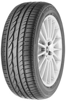When a normal wheel is punctured, the weight of the vehicle deforms the bead of the product. BRIDGESTONE Turanza Er300 Run Flat | Town Fair Tire