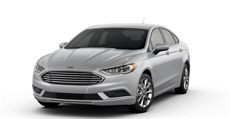 ford fusion exterior color options