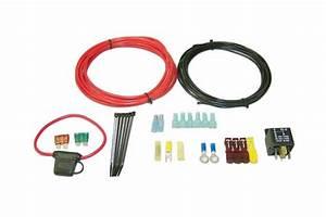 Air Compressor  U0026 Train Air Horn Wiring Install Kit