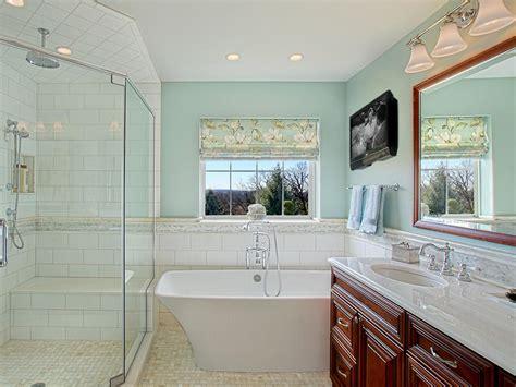 Master Bathroom Makeover With Luxurious Tub  Joan Suzio