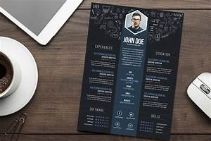 Professional Letter Template Word Free Creative Resume Cv Design Template Psd File Good