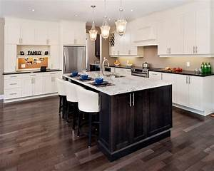 can light kitchen cabinets dark floors 2192
