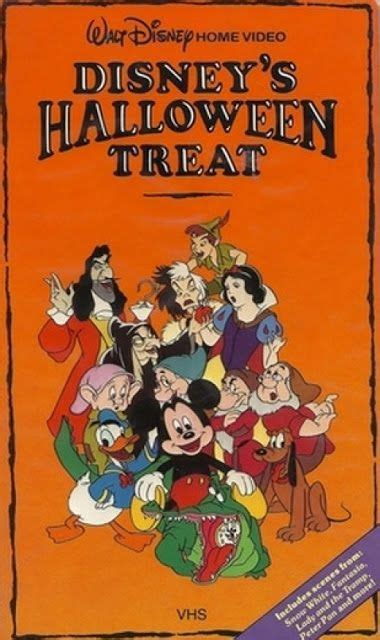 Disney's Halloween Treat (1982) - A collection of ...