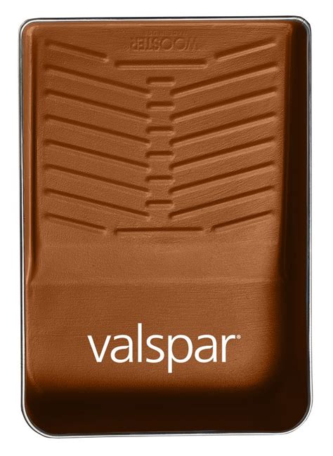 one of 12 valspar 2017 colors of the year baked terra