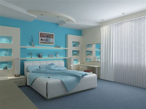 Blue Bedrooms For Kids-bellisima