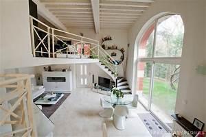 Appartement Atypique Lyon : lyon ancienne curie r nov e avec jardin espaces ~ Melissatoandfro.com Idées de Décoration