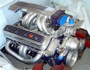 Corvette 350 C I  Tuned Port Injection Engine