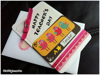 fluffyheartz teachers day cards