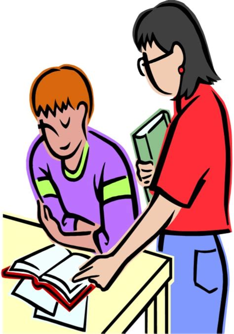 12397 student helping student clipart everyday evidence allegan schools