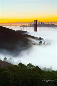 Morning Fog San Francisco