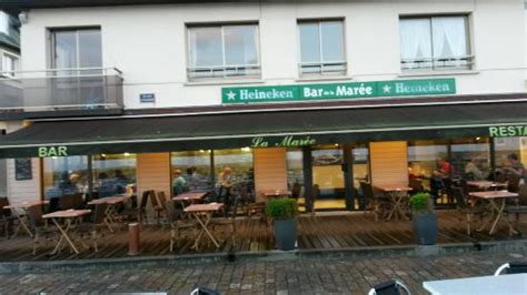 restaurant port en bessin bar de la maree port en bessin huppain restaurant reviews photos tripadvisor