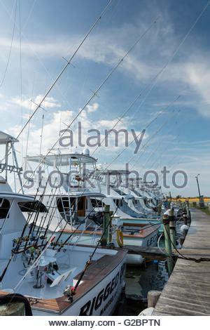 Head Boat Deep Sea Fishing Carolina Beach Nc by Fishing The Outer Banks Of North Carolina Stock Photo