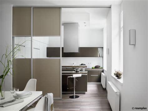 Glasschiebetür Für Küche schiebet 252 ren raumteiler schreiner straub
