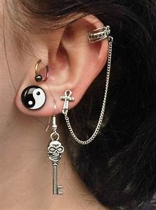tragus piercing on Tumblr