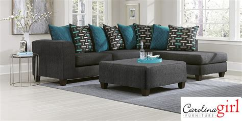 watson black big  piece sectional sectionals living