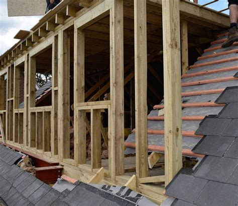 Dormer Construction Plans by A Personalized Approach To Home Renovation