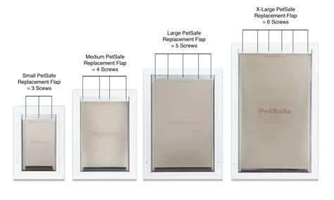 petsafe replacement flap installation buy petsafe replacement flap large for petsafe