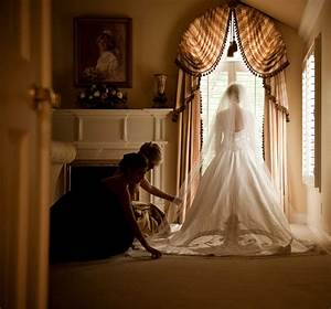 WE LOVE: The View from the Back, of a Wedding Gown, That ...