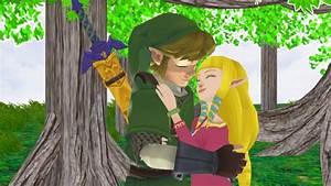 Link x Zelda Together in Skyward Sword MMD by 9029561 on ...