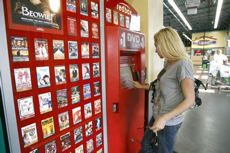 redbox threatens netflix  video rental iii rise