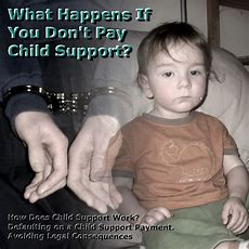 What Happens If You Don't Pay Child Support?