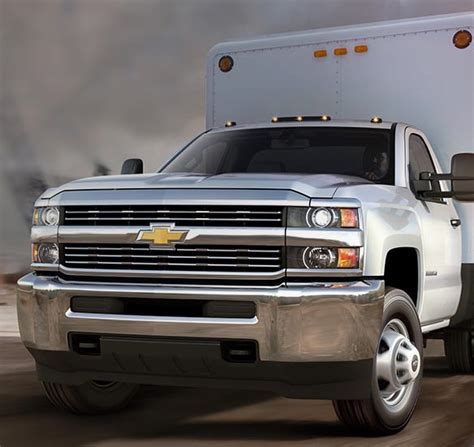 Professional Grade Chevy Commercial Vehicles From Young