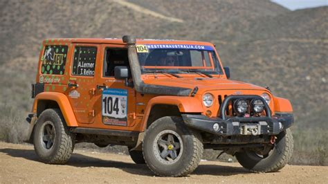 jeep rally car 2012 jeep wrangler unlimited aev off road racer photo