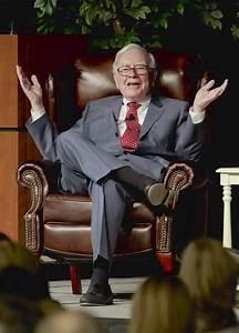 Warren, Buffett, Reflects, On, 50, Years, Of, Running, Berkshire