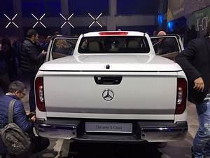 Classe X Mercedes : mercedes classe x les premi res infos et les premi res ~ Mglfilm.com Idées de Décoration