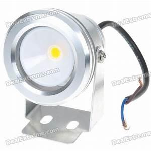 Led Spot 12v : 10w 3200k 700 lumen warm white led spot light bulb 12v free shipping dealextreme ~ Watch28wear.com Haus und Dekorationen