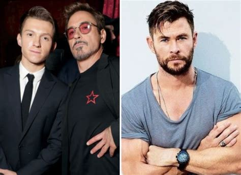 newsinformeds.blogspot.com: Marvel stars Robert Downey Jr ...