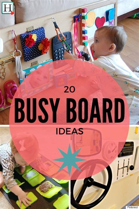 Busy Board Diy  Ee  Ideas Ee   To Keep Busy Toddler Busy