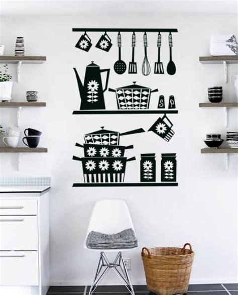 Як декорувати стіну на кухні самостійно
