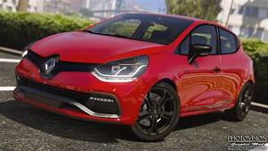 Renault Clio 4 Rs Tuning : gta 5 renault clio iv rs 2013 add on replace tuning ~ Jslefanu.com Haus und Dekorationen