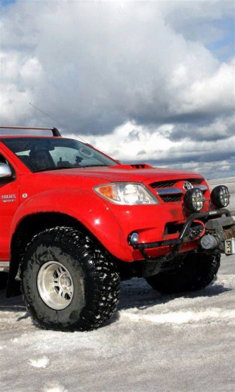 Toyota Hilux Backgrounds by Toyota Hilux Wallpaper Hd Wallpaper Background