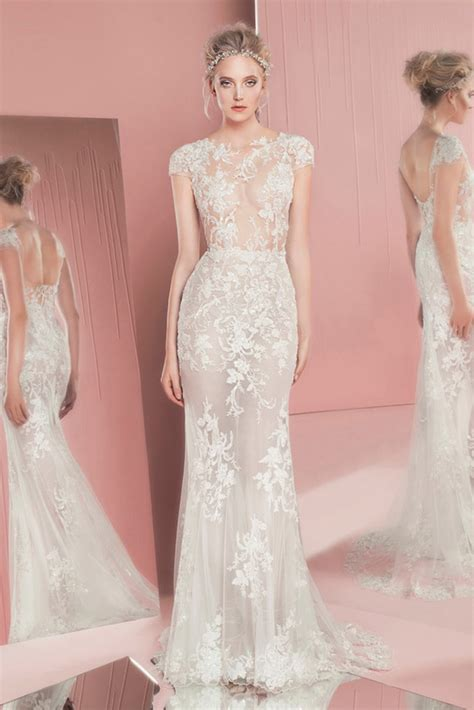 Zuhair Murad Spring 2016 Bridal Collection  Belle The. Beach Wedding Dresses In Calgary. Black Dress Wedding Looks. Vintage Inspired Pink Wedding Dresses. Indian Wedding Dresses Uk London. Summer Wedding Occasion Wear. Lace Wedding Dresses Jim Hjelm. Wedding Guest Dresses In The Philippines. Tea Length Wedding Dresses Online Australia