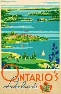 Canadian Travel Ads (1940s-1960s) – All About Canadian History