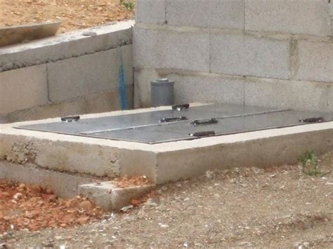 la trappe du vide sanitaire martinou le crapouillou