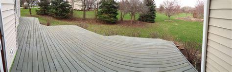decks cool performance exterior wood   defy deck