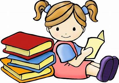 Reading Clip Books Clipart Child Clipground