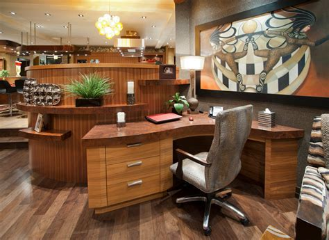 eco kitchen cabinets desk contemporary home office vancouver by 3522