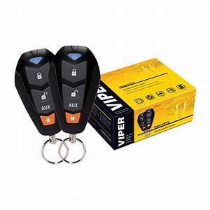 Viper Remote Start / Alarm The Volt Car Audio Window