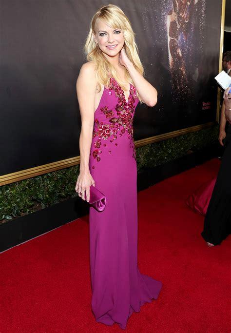 Chris Pratt Anna Faris Looked Great Emmys