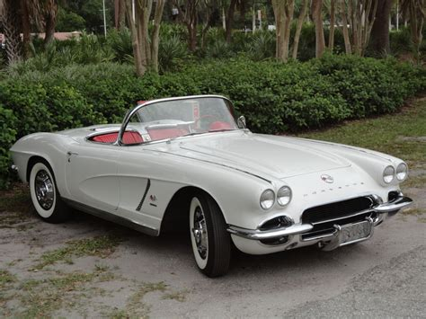 1962 chevrolet corvette convertible supercar classic